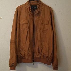 Tan Forever 21 jacket